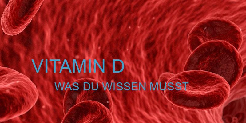 Wie man seinen Vitamin D-Speicher auffüllt